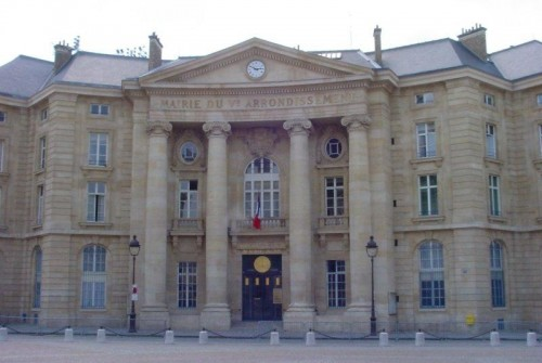Mairie du Ve arrondissement de Paris